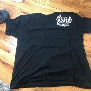 MauiBuilt Men's Black T-Shirt